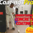 Atomic train secondary containment liner - coatings pro magazine article